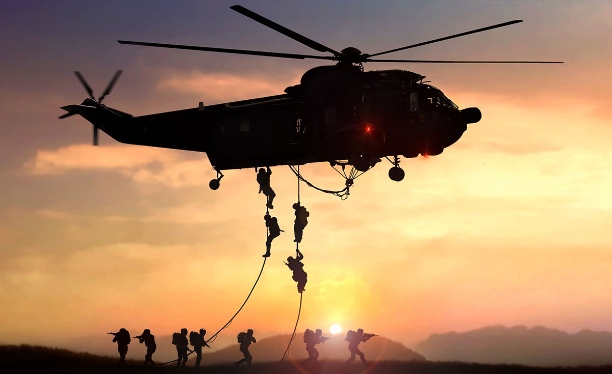 Military Helicopter Conversion Courses