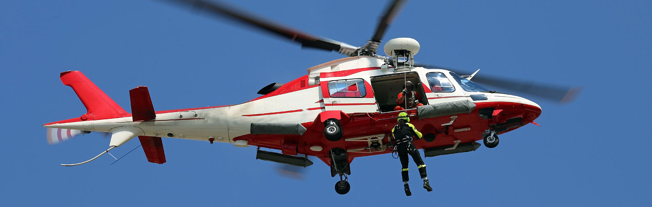Helicopter Fire Pilot Training